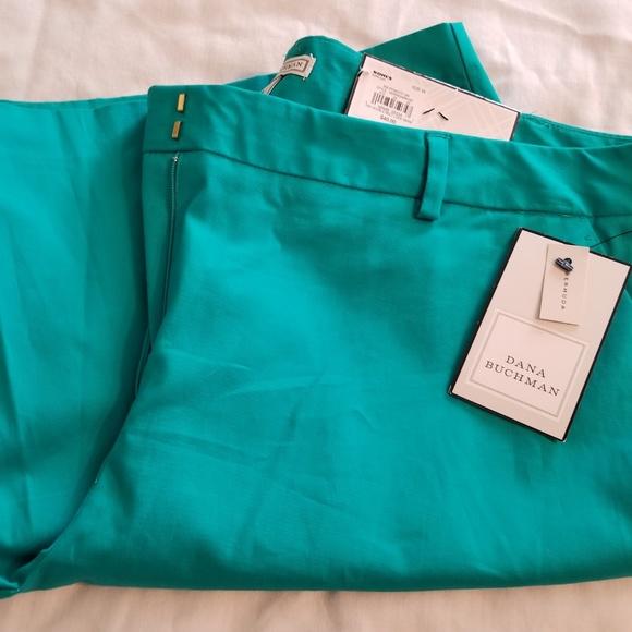 Dana Buchman Pants - Dana Buchman women's Bermuda shorts size 18